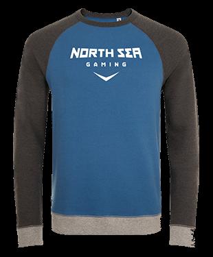 North Sea Gaming - Unisex Contrast Sweatshirt