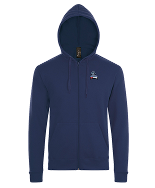 NOXsports - Hoodie with Zipper