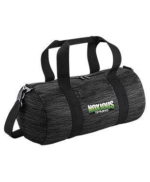 Noxious Gaming - Duo Knit Barrel Bag