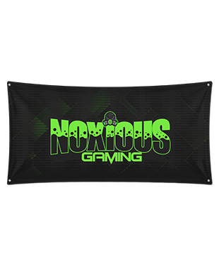 Noxious Gaming - Wall Flag