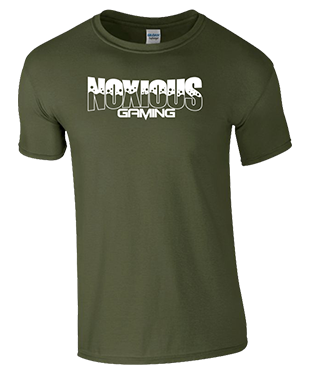 Noxious Gaming - Text Tee