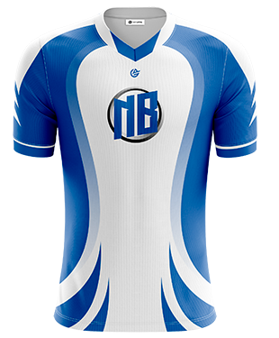 Nozzabox - Short Sleeve Esports Jersey