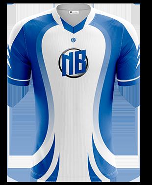 Nozzabox - Short Sleeve Esports Jersey