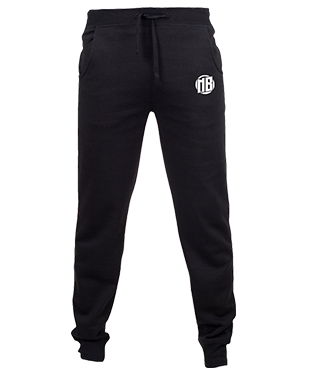 Nozzabox - Slim Cuffed Jogging Bottoms