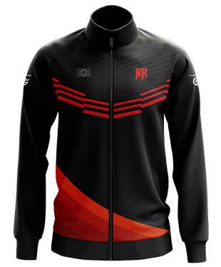 Never Relinquish - Esports Player Jacket