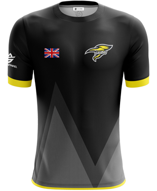 NSG Esports - Player Jersey 2018