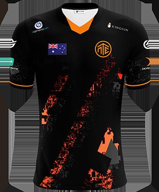 NTE - Pro Short Sleeve Esports Jersey