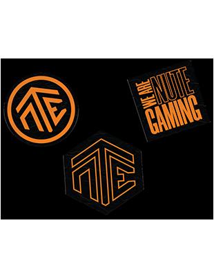 NTE - Sticker Pack (3 x Stickers)