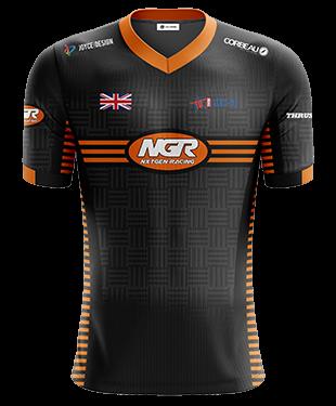 NXTGen League - Pro Short Sleeve Esports Jersey
