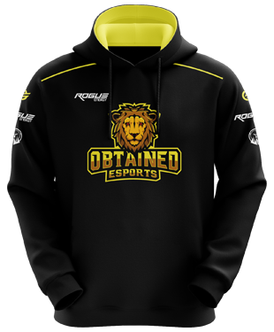 Obtained Esports - Esports Hoodie without Zipper