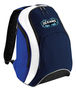 Oceans - Teamwear Backpack