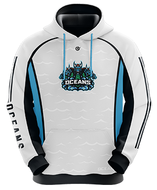 Oceans - Esports Hoodie without Zipper