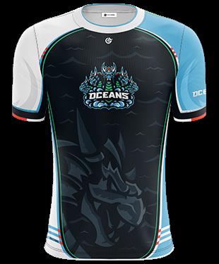 Oceans - Short Sleeve Jersey