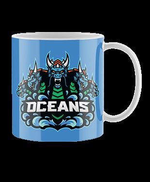 Oceans - Mug