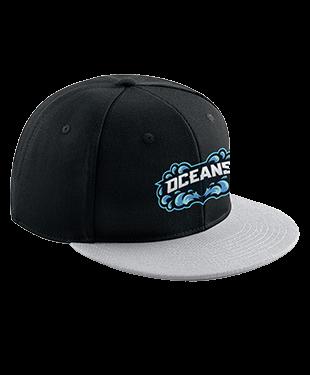 Oceans - Contrast Snapback Cap