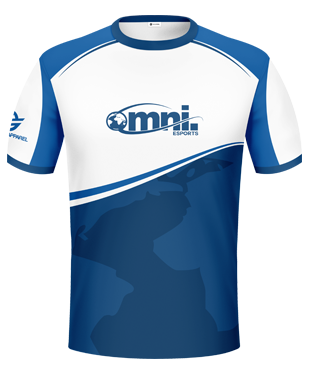 Omni eSports - 2017 Short Sleeve Jersey
