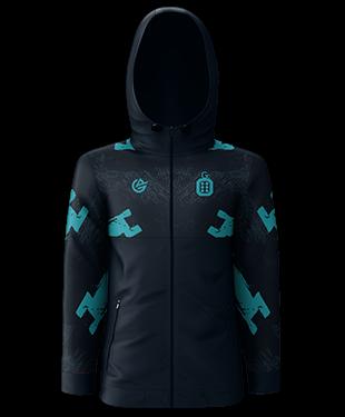 Omojo Gaming - Bespoke Windbreaker Jacket