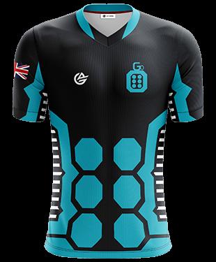 Omojo Gaming - Short Sleeve Esports Jersey