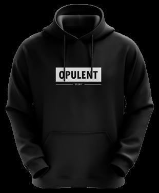 Opulent - Casual Hoodie - Invert