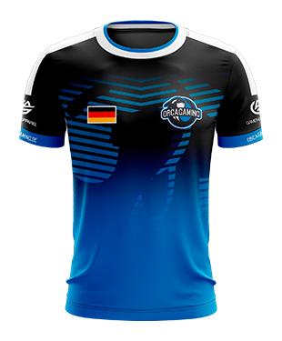 Orca Gaming - Short Sleeve Esports Jersey
