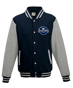 Orca Gaming - Varsity Jacket