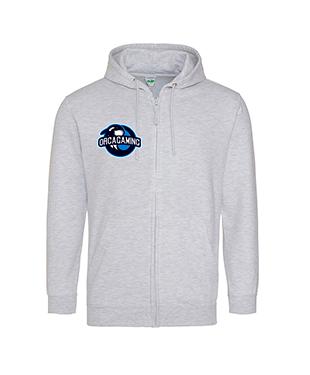Orca Gaming - Zipped Hoodie