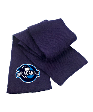 Orca Gaming - Heavy Knit Scarf