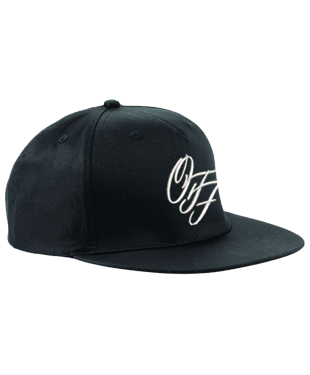 OTF - 5 Panel Snapback Rapper Cap