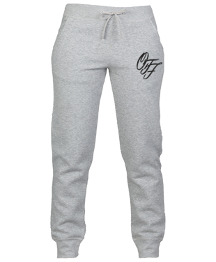 OTF - Slim Cuffed Jog Pants - Heather
