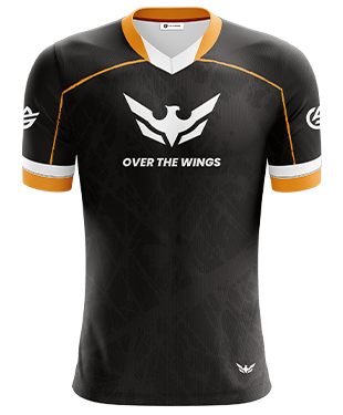 Over the Wings - Pro Short Sleeve Esports Jersey