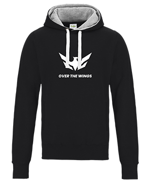 Over the Wings - Chunky Hoodie