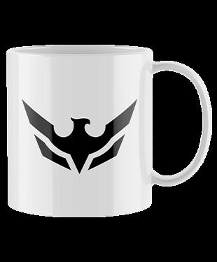 Over the Wings - Mug