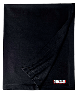 Outcasts - DryBlend Stadium Blanket