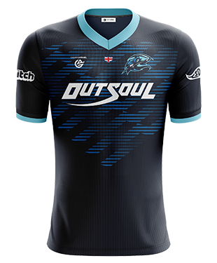 OutSoul - Short Sleeve Esports Jersey