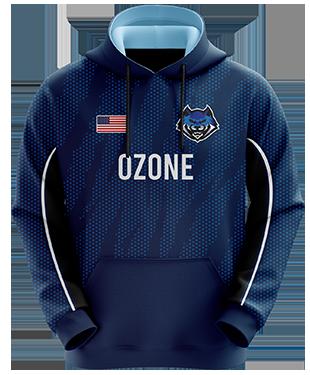 Ozone Esports - Bespoke Hoodie