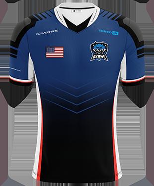Ozone Esports - Short Sleeve Esports Jersey