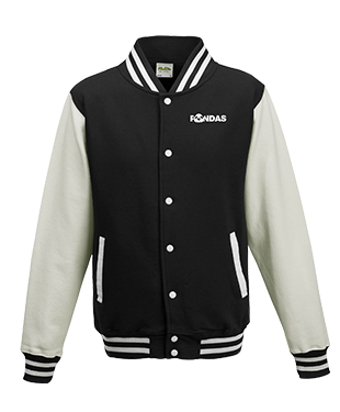 Pandas - Varsity Jacket