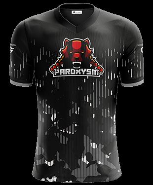 Paroxysm - Pro Short Sleeve Esports Jersey