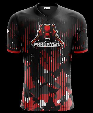 Paroxysm - Short Sleeve Esports Jersey