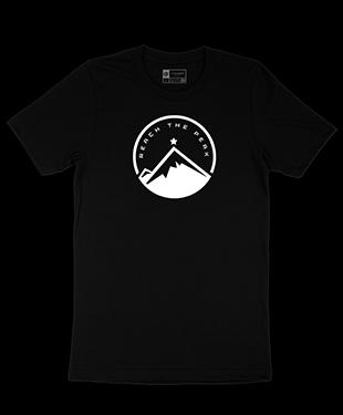 Peak Esports - Unisex T-Shirt - Black