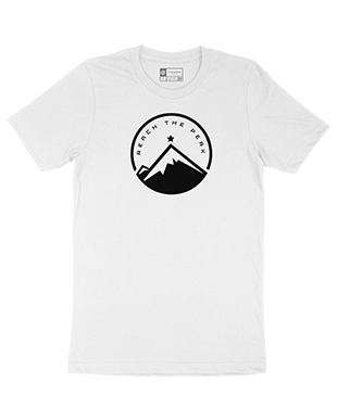 Peak Esports - Unisex T-Shirt - White