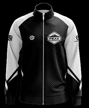Peak Esports - Bespoke Player Jacket - Black