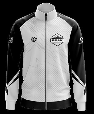 Peak Esports - Bespoke Player Jacket - White