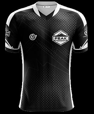 Peak Esports - Pro Short Sleeve Esports Jersey - Black