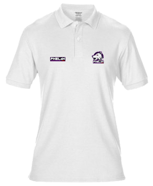 Phelan Gaming - DryBlend® Double Piqué Polo Shirt
