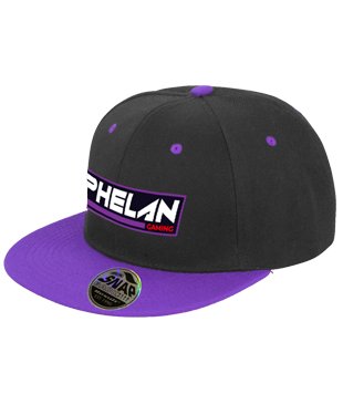 Phelan Gaming - Contrast Bronx Snapback Cap