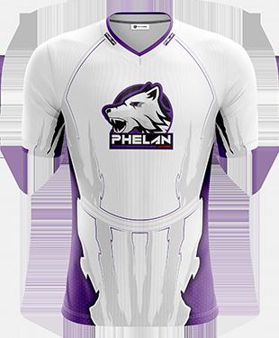 Phelan Gaming - Pro Short Sleeve Esports Jersey