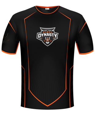 Pixel Dynasty - Player Replica Short Sleeve Jersey - 2017