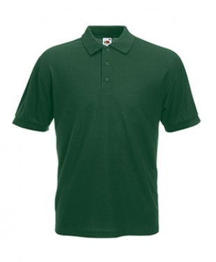 Fruit of the Loom Poly/Cotton Piqué Polo Shirt