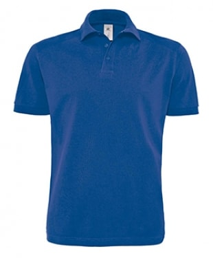 Heavymill Short Sleeved Fine Piqué Polo